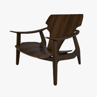 3ds diz armchair chair