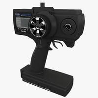 Radio Control Transmitter Futaba R603GF