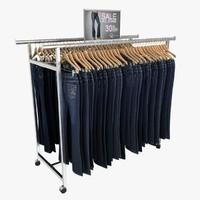 women s jeans 3d max