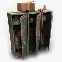 Heavy Metal Lockers 3 Full