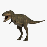 lightwave tarbosaurus dinosaurs