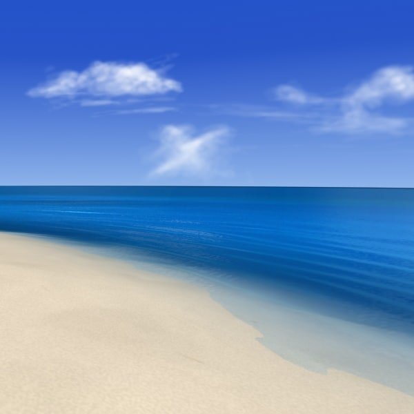 Animated Beach