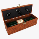 wine box 3D models