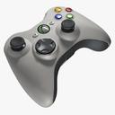 Microsoft Xbox 360 3D models
