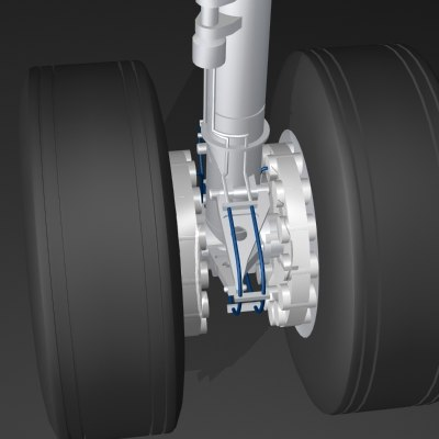 a320 landing gear system Landing gear system presentation the a320 family aircraft are equipped with dual wheel main landing gear, which retracts inboard gears and main doors are hydraulically operated and electrically controlled by two computers named landing gear control and interface units (lgciu).
