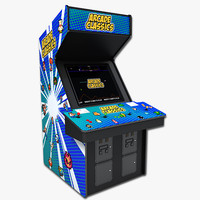 Stand Up Arcade 4 Player