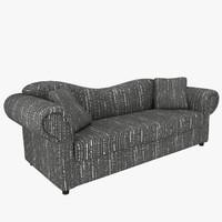 modern sofa 3d max