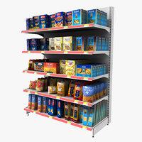 Pasta Shelf