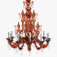 Barovier Toso Taif Chandelier