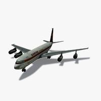 B 707-300 Qantas