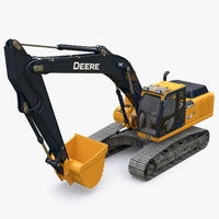 john excavator max