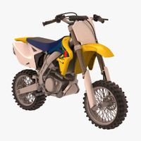 Suzuki Rmz Minicross