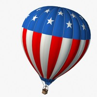 US Hot Air Balloon