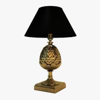 chelini lamp nero 3d max