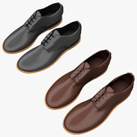 3d men shoes apc 3