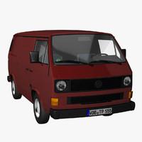 VW T3 Panelvan 1979
