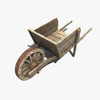 cart wood max