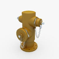 Fire Hydrant 02