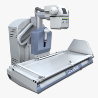 Radiography Machine