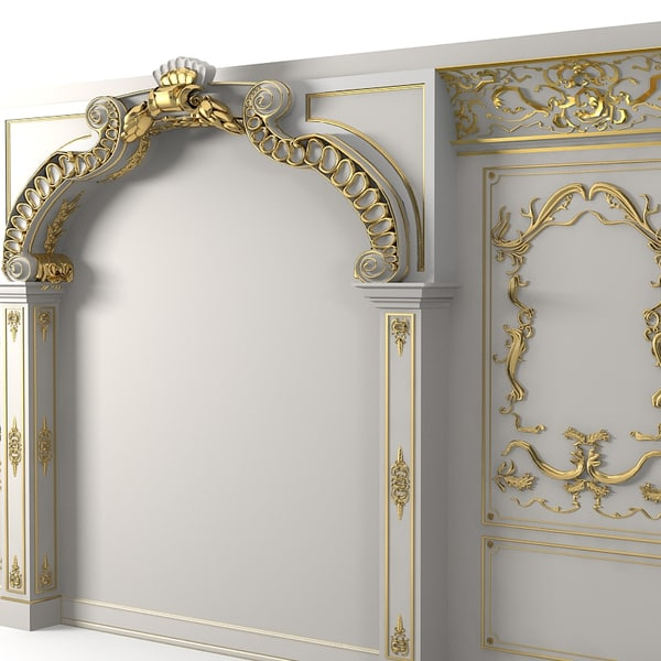 baroque wall max