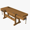 Workbench 3D models