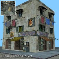 Corner Market Urban