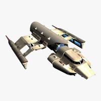 Star Ship A