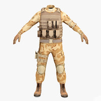 SAS Soldier Clothes 2