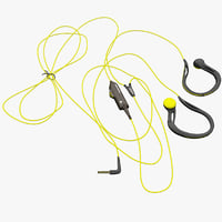 sports earphones sennheiser adidas 3d 3ds