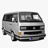 VW T3 Caravelle GTI 1989