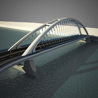 3d model apollo bridge