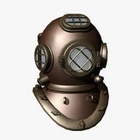 navy mark v 3d model