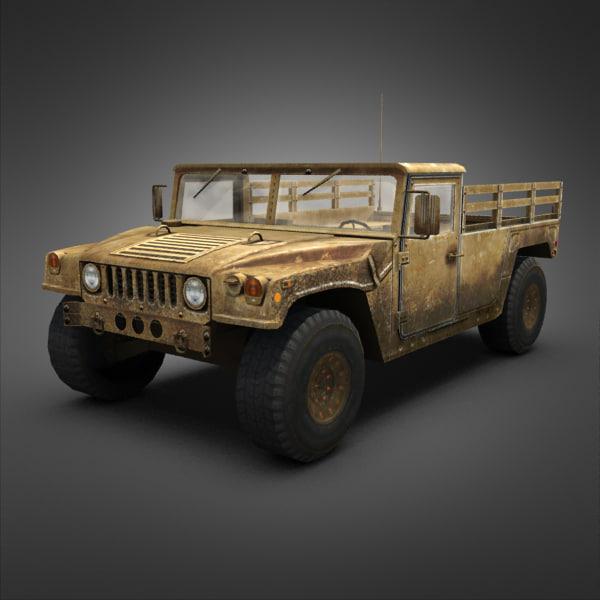 Humvee 03 - Warhorse 02