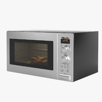 Miele Freestanding Microwave Oven M8201-1