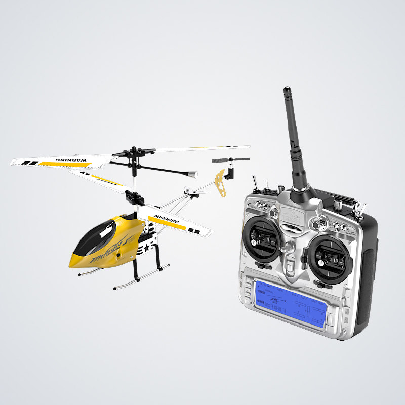 b Toy Helicopter Transmitter JR-12x DSM flight computer radio control system RC spectrum  receiver technology ir plane helicopter control game toy professional.jpg