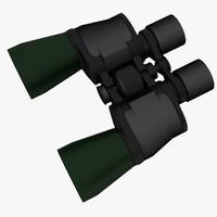 binocular v-ray max