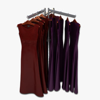 Rack Of Dresses 4