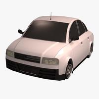 Sportive Toon Car
