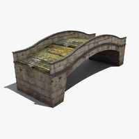 3d model bridge old