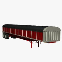 3d transcraft eagle trailer