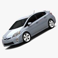 2010 Toyota Prius (low interior)