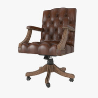 3d model armchair eichholtz gainsborough