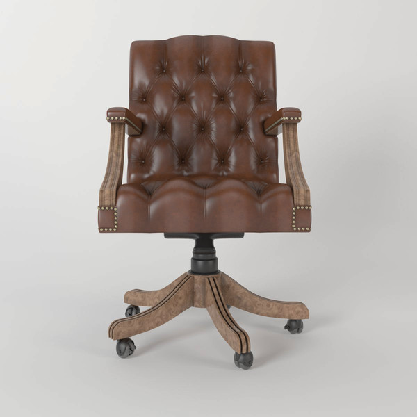 3d model armchair eichholtz gainsborough - Armchair Eichholtz Gainsborough... by kupfer