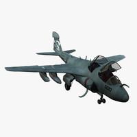 3ds northrop grumman ea-6b prowler