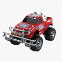 Bigfoot Toy Car