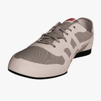 3ds max onitsuka tiger serrano shoe