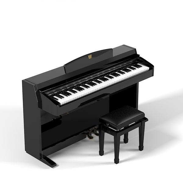 Yamaha clavinova electric piano car interior design for Yamaha digital piano clavinova