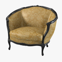 Moissonier Marquise Gondola Chair
