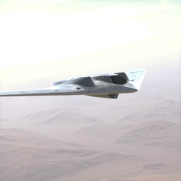 rq-170 sentinel max - RQ-170... by AviaKinetic