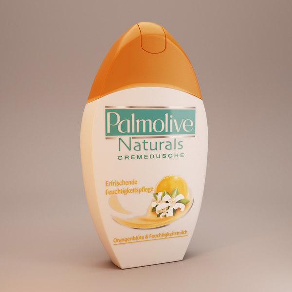 3d palmolive shampoo